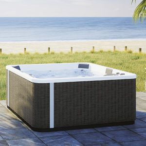 spa concept luxembourg belgique massage massant happy spa 5 positions relax 3d