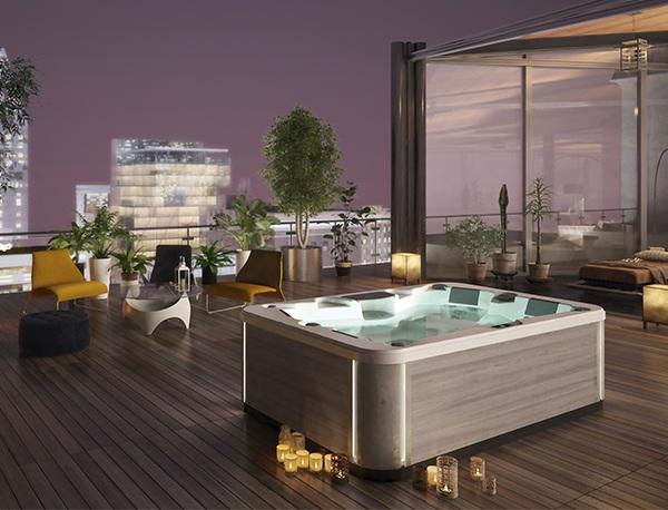 spa concept luxembourg belgique massage massant magic spa positions a300 tablier bois clair lumineux