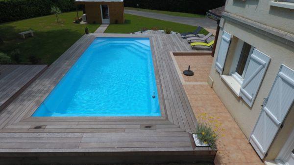 Kryptonite 2 fond incline spa concept couverture luxembourg belgique tendances profondeur Coque polyester piscine fond plat