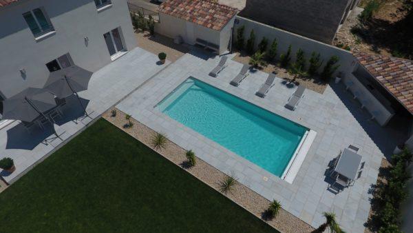 Kryptonite 20 fond incline spa concept couverture luxembourg belgique tendances profondeur Coque polyester piscine fond plat
