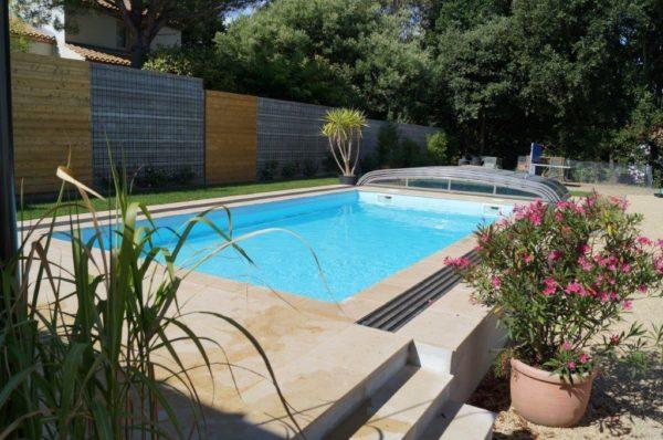 Kryptonite 202 fond incline spa concept couverture luxembourg belgique tendances profondeur Coque polyester piscine fond plat