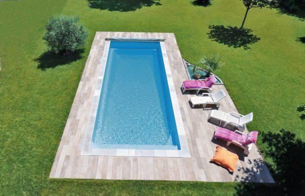 Kryptonite fond incline spa concept couverture luxembourg belgique tendances profondeur Coque polyester piscine fond plat
