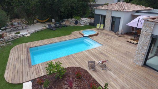 celestine 2 fond incline spa concept couverture luxembourg belgique tendances profondeur Coque polyester piscine fond plat