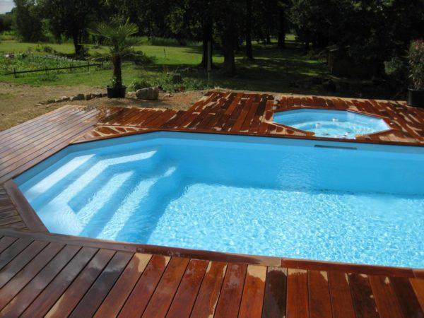 lazuli 2020 fond incline spa concept couverture luxembourg belgique tendances profondeur Coque polyester piscine fond plat