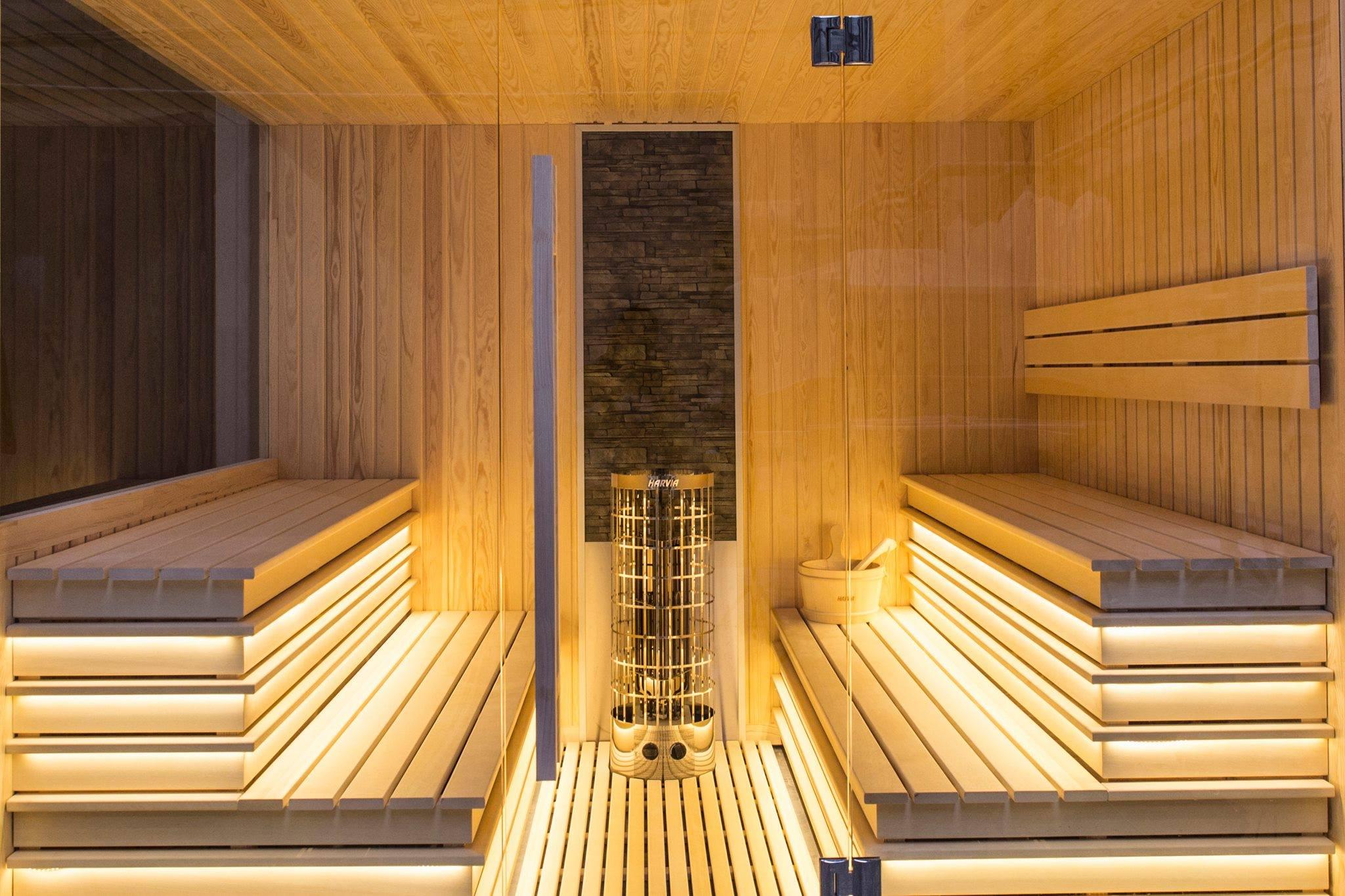 sauna miramonte lumiere led pin encastrable spa concept luxembourg belgique 1