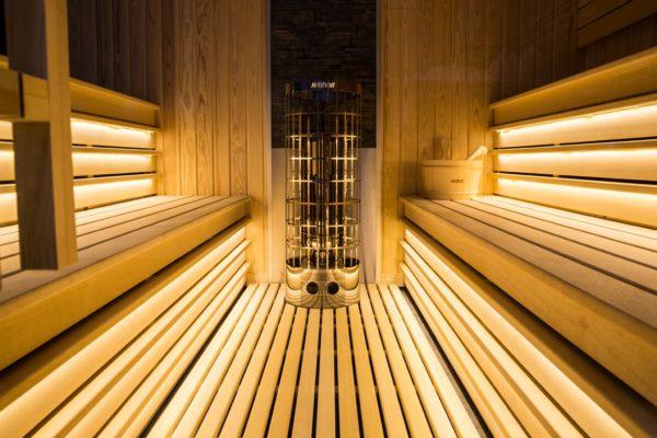 sauna miramonte lumiere led pin encastrable spa concept luxembourg belgique 2