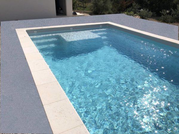 spa concept couverture luxembourg belgique Spa galaxite piscine tendances profondeur 4