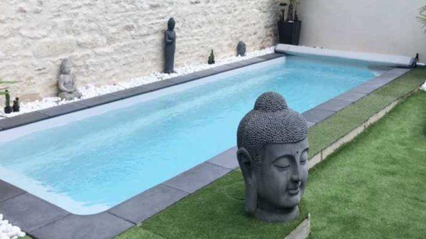 starlite xxl fond incline spa concept couverture luxembourg belgique tendances profondeur Coque polyester piscine fond plat